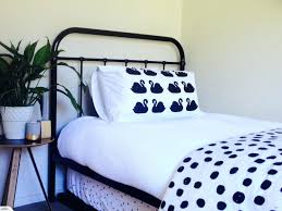 black wood queen bed frame king size wrought iron bed frame the