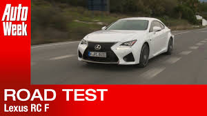 lexus v8 engine te koop lexus rc f road test english subtitled youtube