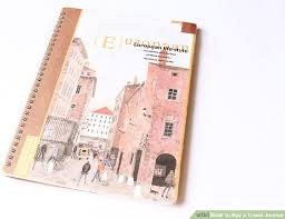 travel journals images How to buy a travel journal 6 steps with pictures wikihow jpg