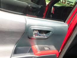 lexus recall door panel door panel color tacoma world