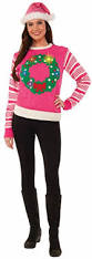 amazon com forum novelties light up ugly christmas sweater clothing