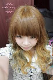 gambar tutorial ombre rambut cominica blog shinjuku premium salon kuningan city jakarta
