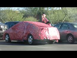 car wrapped in wrapping paper gift wrapping cars prank twist