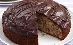 chocolate banana cake recipe food to love