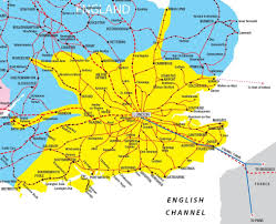 York England Map by Map Of England You Can See A Map Of Many Places On The List On