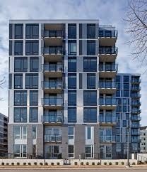 luxury apartment building u0027s sculptural design exudes