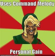 Melody Meme - command melody