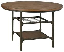 wood and metal round dining table dining ideas excellent simple decoration round dining table x