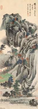 cuisine ang駘ique 15 best xie zhiliu landscape painting master images on