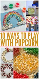 halloween popcorn gifts best 25 popcorn crafts ideas on pinterest harvest crafts kids