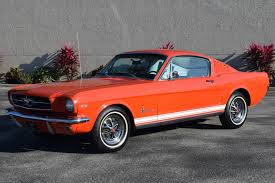 used ford mustang v8 for sale used 1965 ford mustang fastback 289ci v8 auto venice fl for