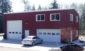 Garage Living Quarters Steel Buildings With Living Quarters Recreational Metal