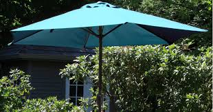 Walmart Patio Umbrella 9 Aluminum Patio Umbrella W Auto Crank Only 21 99 On Walmart