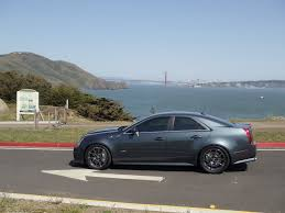 lowered cadillac cts eibach coupe springs in my sedan it updated with cut front