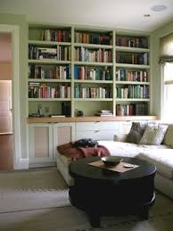 Creative Storage Solutions For The Family Room Home Stories A To Z - Family room shelving