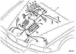 original parts for e38 750i m73 sedan engine electrical system