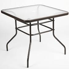 Bistro Patio Tables Outdoor Bistro Patio Set With Umbrella Hole Patio Table Umbrella