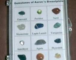 breastplate stones etsy your place to buy and sell all things handmade