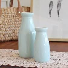 duck egg blue vase search dinning room