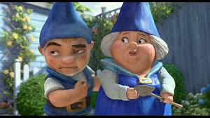gnomeo juliet 3d blu ray