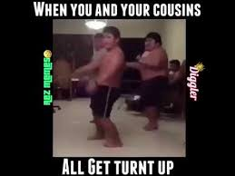 Turnt Meme - when you and your cousins get turnt up youtube