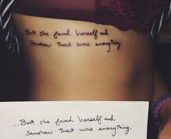 taylor swift lyric tattoo clean 1989 tattoo ideas pinterest