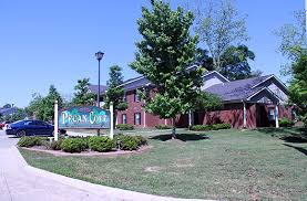 One Bedroom Apartments Mobile Al by Pecan Cove Apartments Mobile Al