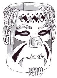 Masker Vir graad 6 om maskers as artefakte vir rituele te skep by openstax