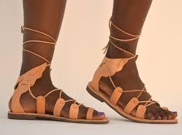gladiator sandals ananias sandals