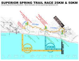 Lake Superior Map Maps U0026 Data Superior Spring Trail Race