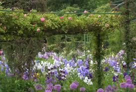 claude monet garden in giverny photos traum ideen