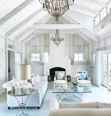 A Beachy Life Beach House Decor Beach Luxury And Beam Ceilings - Shabby chic beach house interior design