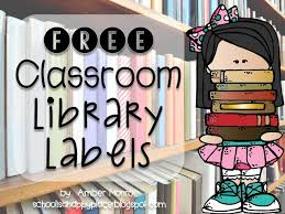 Library Ideas Best 25 Library Labels Ideas On Pinterest Classroom Library