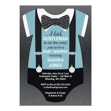 bow tie baby shower bow tie baby shower invitation suspender invite zazzle