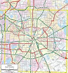 Dallas Terminal Map by Map Of Dallas Dallas City Map Texas Usa