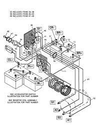 electric gem car e825 wiring diagram wiring diagrams