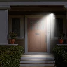 Halloween Flood Lights by 2 Pack 60 Leds Outdoor Garden Solar Motion Sensor Security Flood