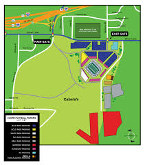 Uconn Campus Map Uconn Football 2017 Ticket Information