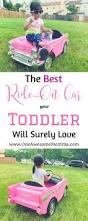 toddler ride on car the best ride on car for toddlers from buybuy baby one awesome momma