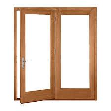 Center Swing Patio Doors Pella 450 Series Center Hinged Patio Door Pella