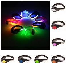 Outdoor Christmas Light Safety - 2018 new luminous shoes clip night lights safety shoe fairy light