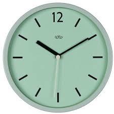 Best  Green Clocks Ideas Only On Pinterest Html Clock Atomic - Design clocks wall