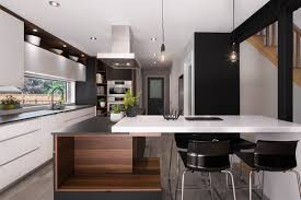 rochon cuisine magazine prestige tendances 2018 en habitation black is the