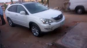 lexus rx 350 for sale nairaland clean like direct tokunbo 3months used lexus rx350 2008 fulloption