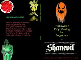 halloween cover photos halloween prop making for beginners by shane hensley 10 00