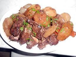 sanglier cuisine recette de civet de sanglier a la myrthe
