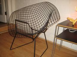 Diamond Armchair Outstanding Bertoia Diamond Chair In Office Chairs Online With