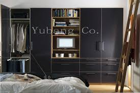China Wardrobe Design Bedroom Closet BF China Melamine - Wardrobe designs in bedroom