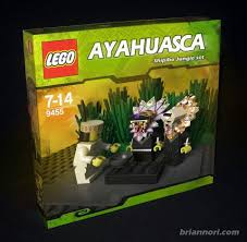 christmas gift ideas 2014 ayahuasca lego set earthly mission