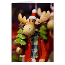 moose christmas cards invitations greeting u0026 photo cards zazzle
